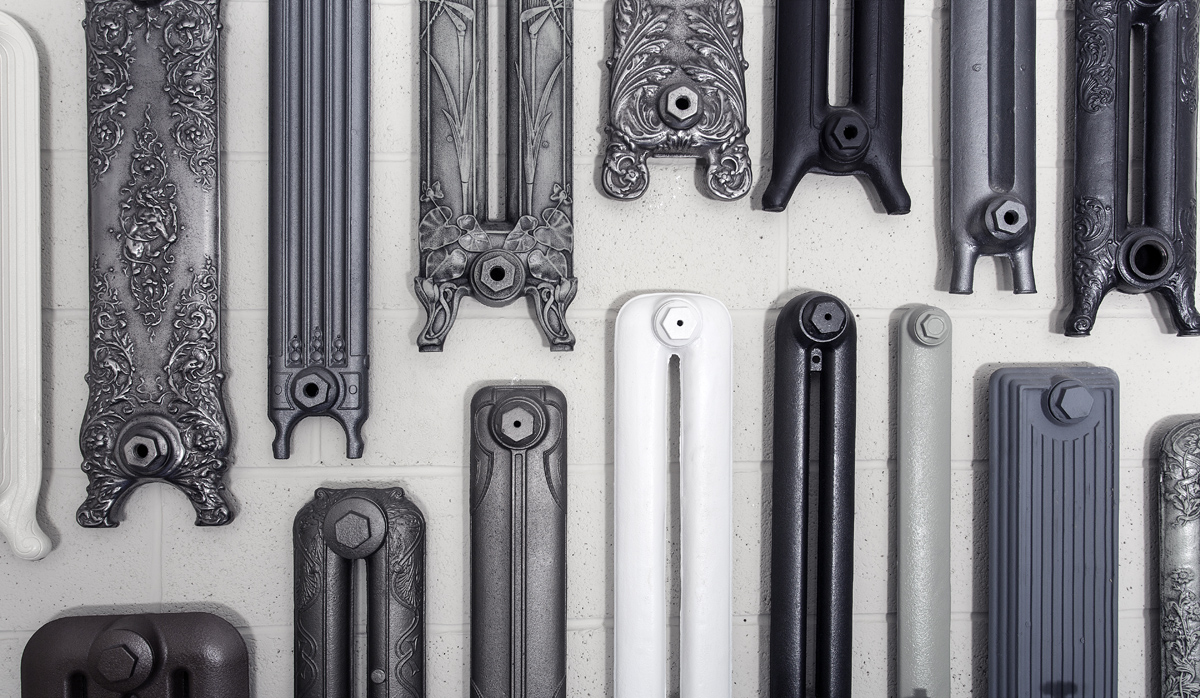 Carron Cast Iron Radiators at Ribble Radiators