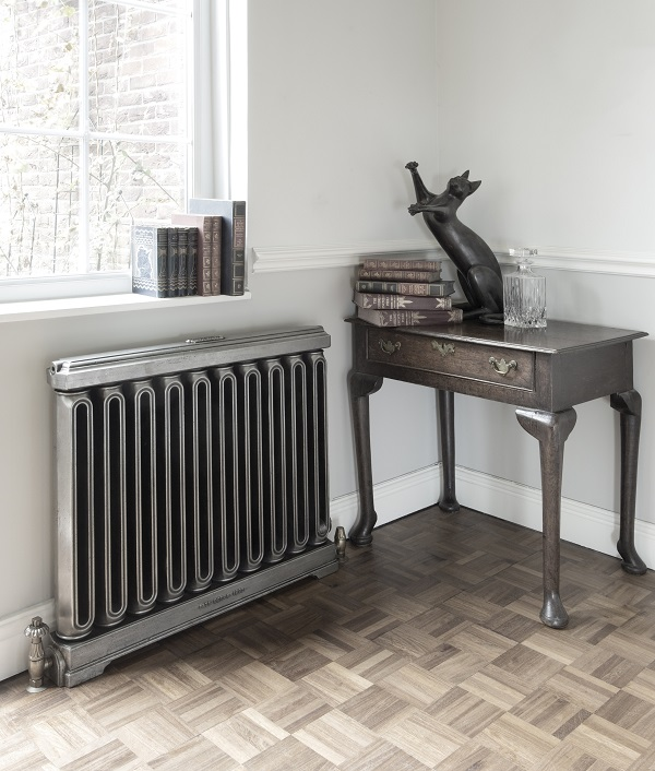 Reclaimed church style radiator