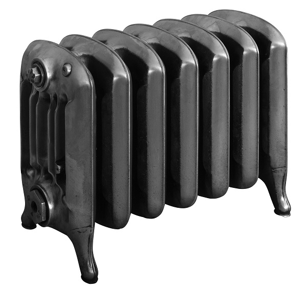 Low warehouse radiator