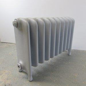 Reclaimed wide School Cast Iron Radiator; RR0200
