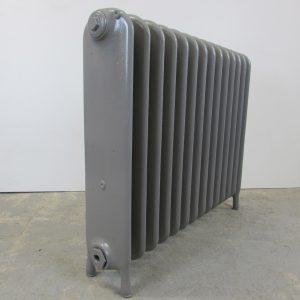 Reclaimed School Cast Iron Radiator; RR0238