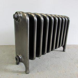 Reclaimed Wide School Cast Iron Radiator; RR0229
