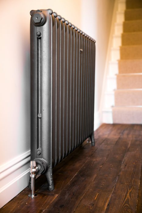 Choosing A Paint Colour For Your Cast Iron Radiator
