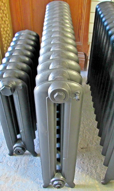 Grey Princess Cast Iron Radiator