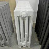 Ideal white radiator
