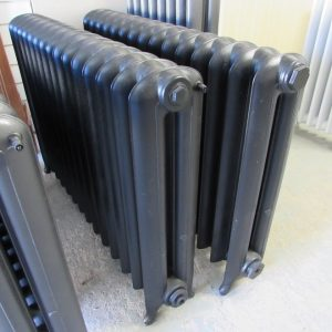 Reclaimed Cast Iron Princess Radiator; RR0265 (2 available)