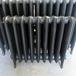 Reclaimed Princess Cast Iron Radiator; RR0277