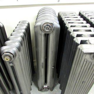 Reclaimed full polish Princess radiator