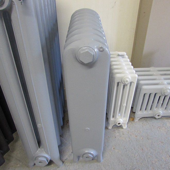 School cast iron radiator at Ribble Radiators end