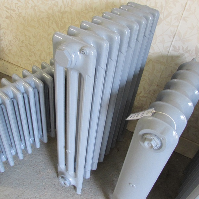 3 column radiator at Ribble Radiators