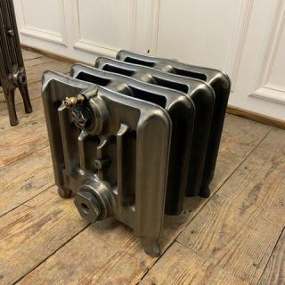 Industrial style radiator