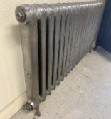 Full polish school radiator