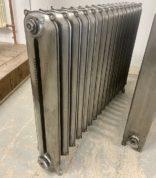 Large full polish radiator