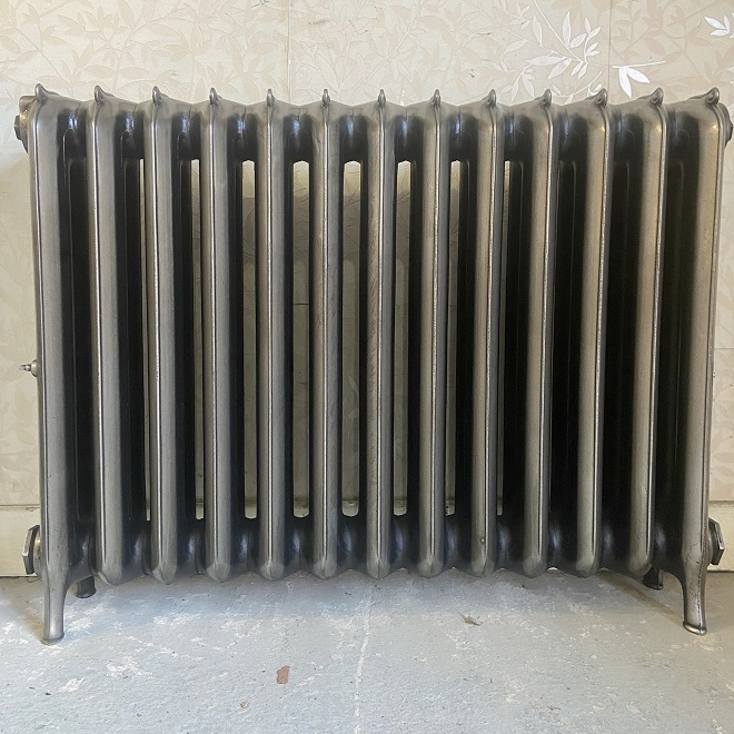 Rare polished radiator