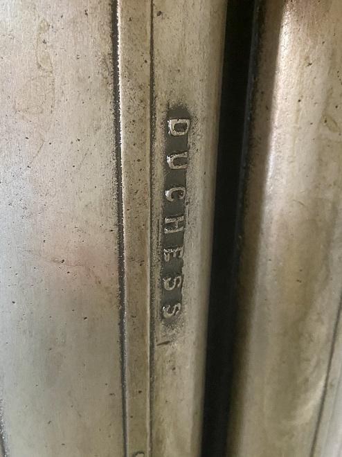 Stamped Duchess radiator