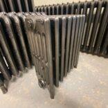 Full polish 6 column radiator