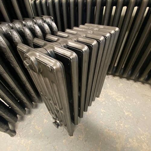 Reclaimed 6 column radiator