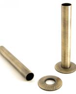 antique brass radiator sleeve