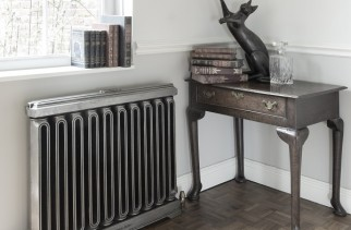 Reclaimed church style radiator