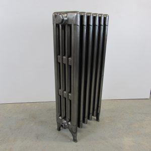 Reclaimed Decorative Victorian 4 Column Cast Iron Radiator