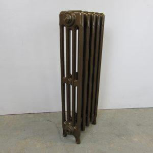 Reclaimed Victorian 4 Column Cast Iron Radiator