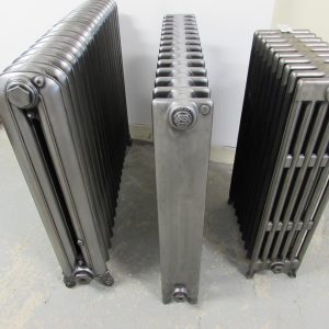 Reclaimed  Cast Iron Radiator; RR0336