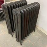 Princess cast iron radiator