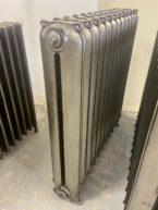 Rare full polish radiator