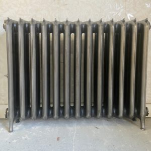 Reclaimed Curly Eared Duchess Cast Iron Radiator; RR0329
